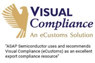 eCustoms Visual Compliance